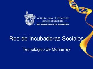 Red de Incubadoras Sociales