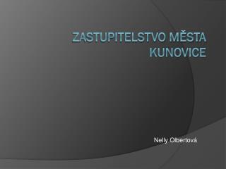 Zastupitelstvo města Kunovice