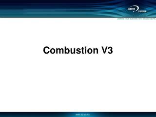 Combustion V3