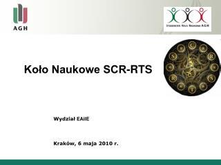 Koło Naukowe SCR-RTS