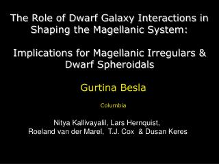 The Role of Dwarf Galaxy Interactions in Shaping the Magellanic System: