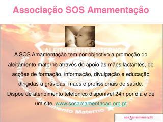 Associação SOS Amamentação