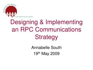Designing & Implementing an RPC Communications Strategy
