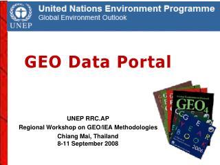 GEO Data Portal