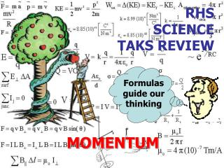 RHS SCIENCE TAKS REVIEW