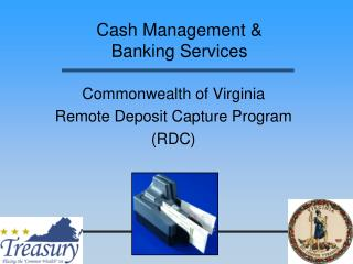 Cash Management &  Banking Services