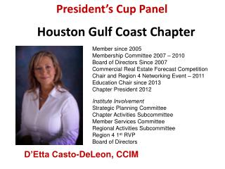 Houston Gulf Coast Chapter