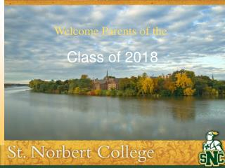 Welcome Parents of the