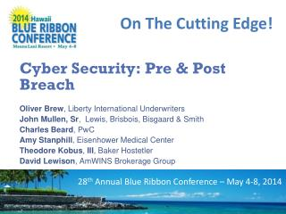Cyber Security: Pre & Post Breach