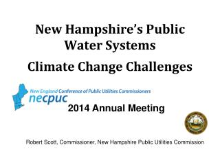 New Hampshire's Public Water Systems