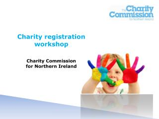 Charity registration  workshop Charity Commission  for Northern Ireland