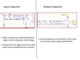 Input Capacitor