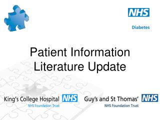 Patient Information Literature Update