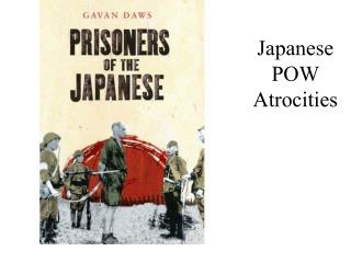 Japanese POW Atrocities