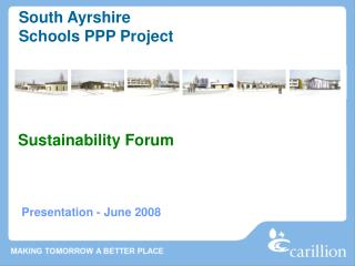 Presentation - June 2008