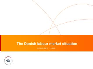 The Danish labour market situation