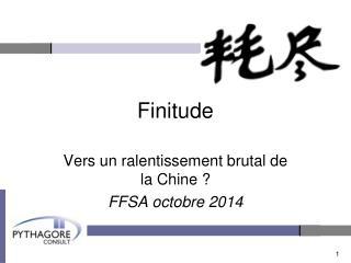 Finitude