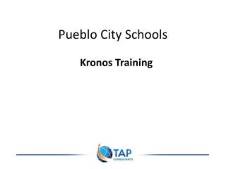 Pueblo City Schools