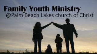@Palm Beach Lakes church of Christ