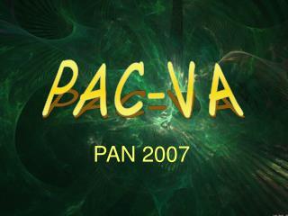 PAC-VA