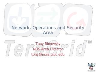 Network, Operations and Security Area