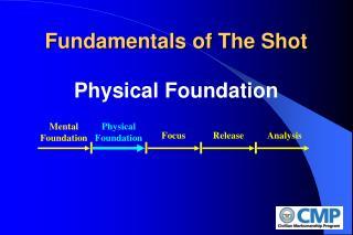 Fundamentals of The Shot