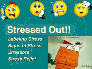 Stressed Out!!