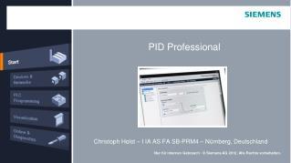 PID Professional