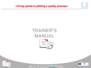 �14 key points to piloting a quality process�