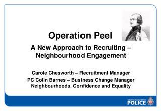 Operation Peel
