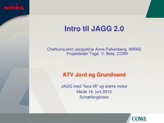 Intro til JAGG 2.0