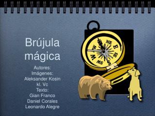Brújula  mágica