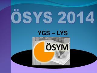 ÖSYS 2014