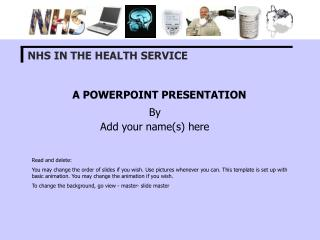A POWERPOINT PRESENTATION