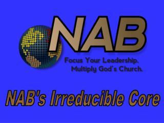 NAB's Irreducible Core