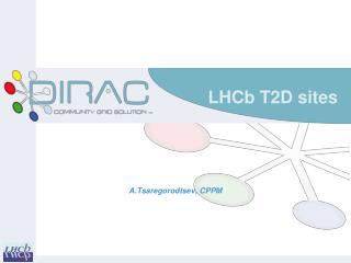 LHCb  T2D sites