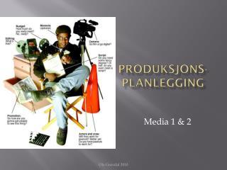 Produksjons-planlegging