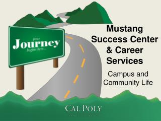 Mustang Success Center & Career Services