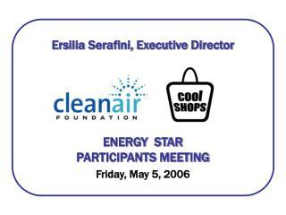 Ersilia Serafini, Executive Director