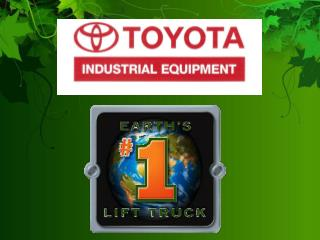 Toyota Industrial Equipment Mfg., Inc.