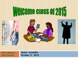 Senior Assembly October 9 , 2014