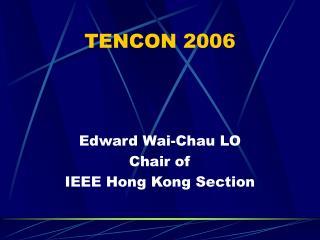 TENCON 2006