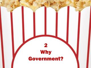 2 Why Government?