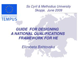 Ss Cyril & Methodius University  Skopje,  June 2009