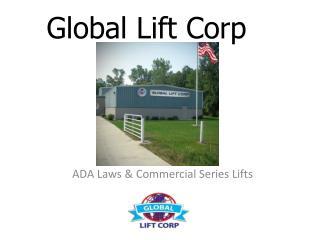Global Lift Corp