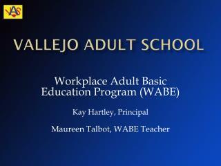 Vallejo Adult School