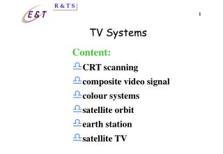 TV Systems
