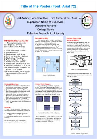 ppt template a0 119x84 cm for � scientific poster