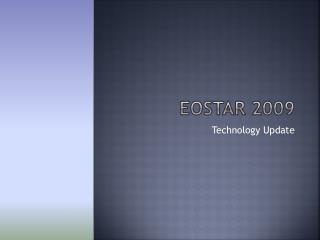 eoStar  2009