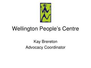 Wellington People's Centre